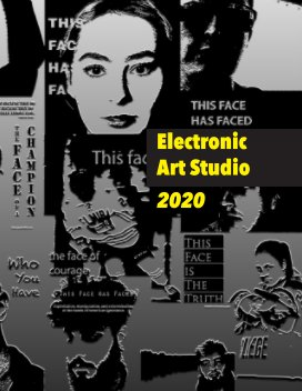 Electronic Art 2020 book cover