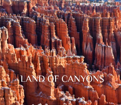 Land of Canyons book cover