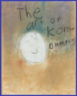 The Art of Korean Dumpling book cover