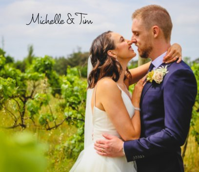 Michelle and Tim book cover