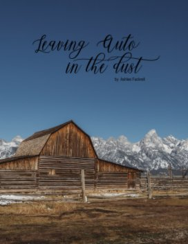 Leave Auto In the Dust book cover