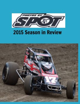 2015 Racing in Review book cover