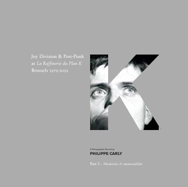 Au Plan K - Part 1 book cover