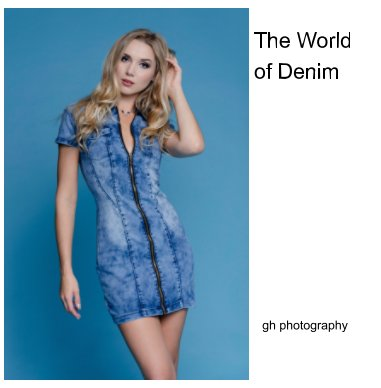 The World of Denim book cover
