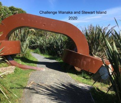 Challenge Wanaka and Stewart Island book cover