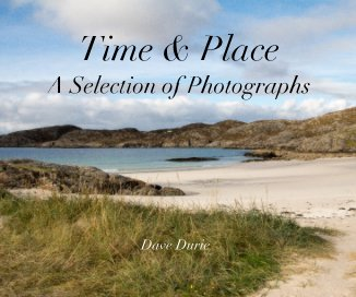 time and place Copy book cover