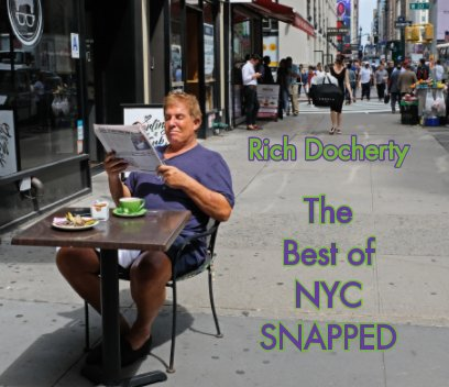 The Best of NYC Snapped book cover