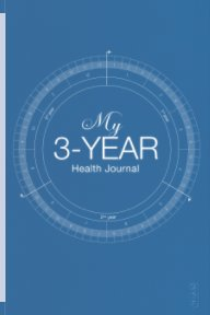 My 3-Year Health Journal book cover