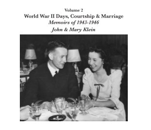 World War II - Courtship and Marriage book cover