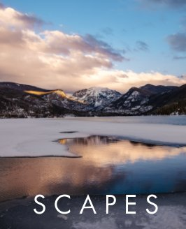 Scapes book cover