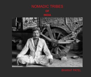 Nomadic Tribes of India book cover