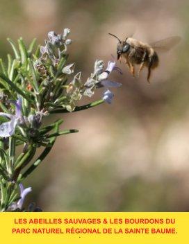 Les abeilles sauvages du Parc Naturel Régional de la Sainte Baume. Région Sud. 2021. book cover