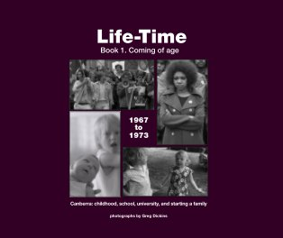Life-Time: Book 1 Coming of Age book cover