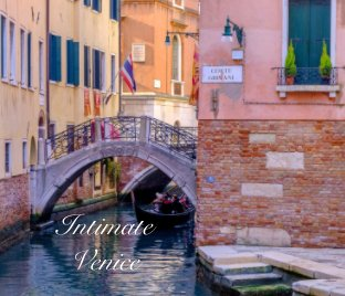 Intimate Venice book cover