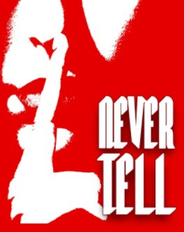 Never Tell Deluxe book cover