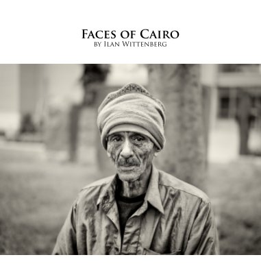 Faces of Cairo book cover