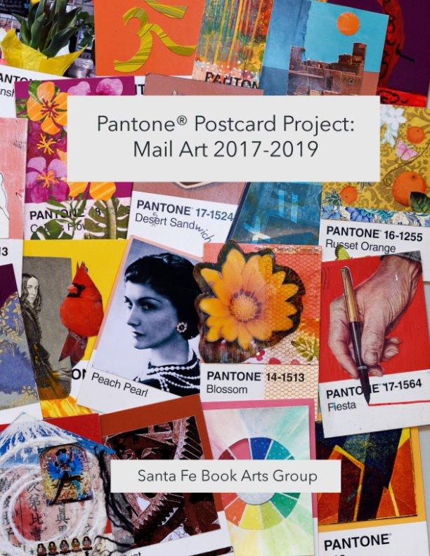 View Pantone Postcard Project by Santa Fe Book Arts Group