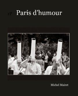 Paris d'humour book cover