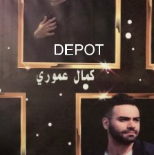Depot book cover