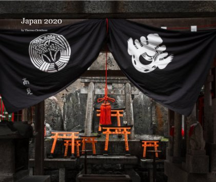 Japan 2020 book cover