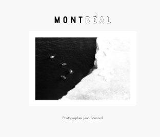 Montreal en Noir et Blanc book cover