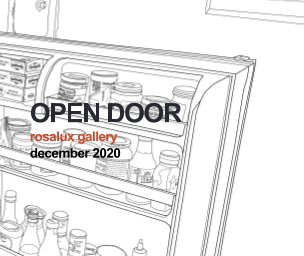 Open Door XVI book cover