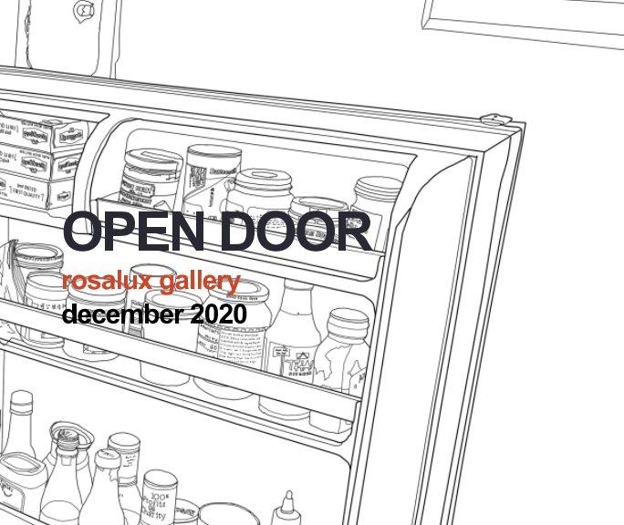 View Open Door XVI by Rosalux Gallery