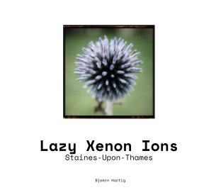 Lazy Xenon Ions book cover