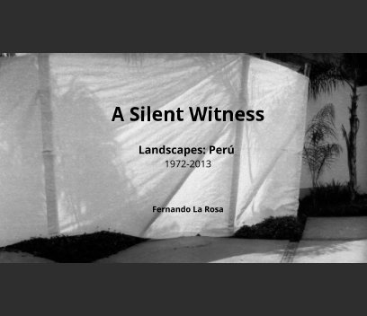 A Silent Witness book cover