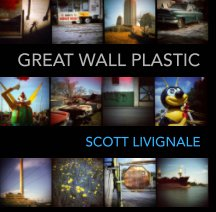 Great Wall Plastic book cover
