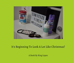 It's beginning to look a lot like Christmas? book cover