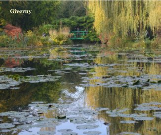 Giverny book cover