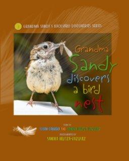 Grandma Sandy Discovers a bird Nest book cover