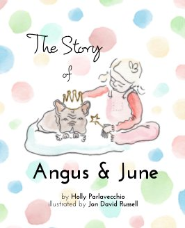 The Story of Angus and June book cover