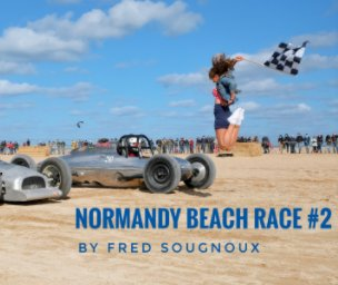 Normandy Beach Race 2020 book cover