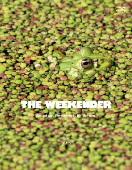The Weekender 2020 book cover