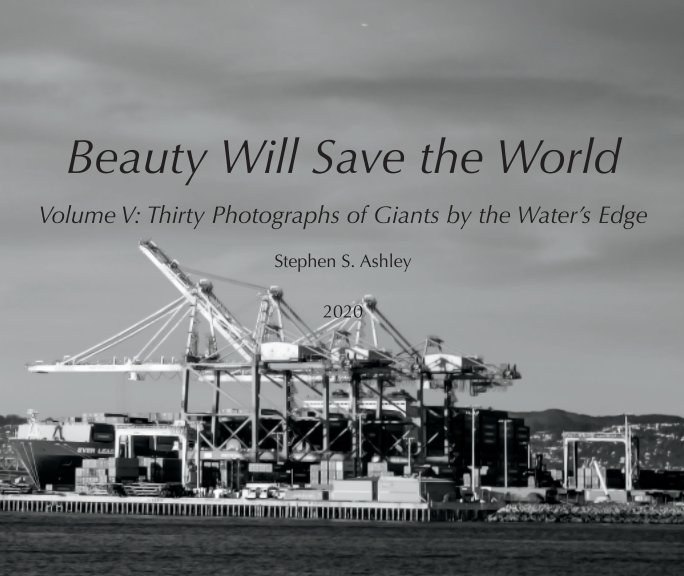 View Beauty Will Save the World by Stephen S. Ashley
