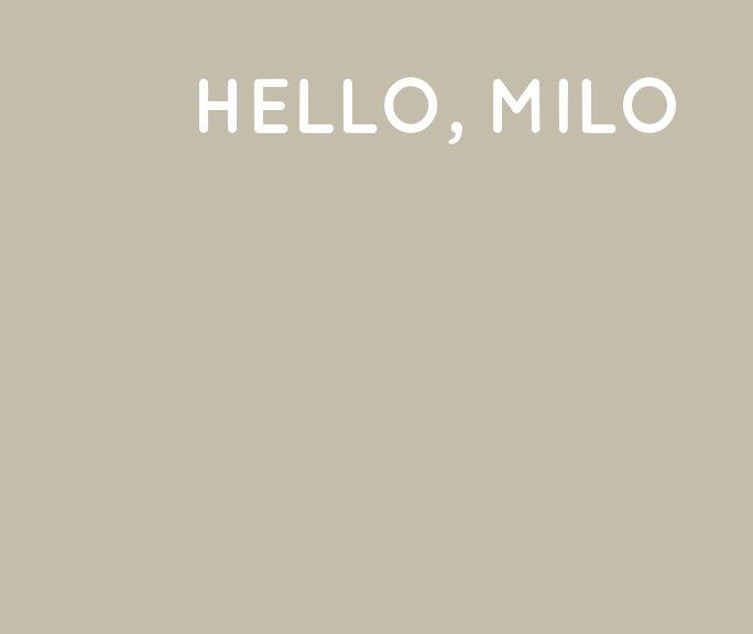 Bekijk Hello Milo op Callan Corcoran