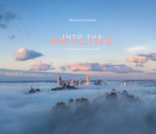 Into The Skyline 2020 book cover