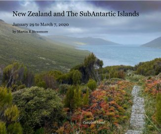 New Zealand and The SubAntartic Islands book cover