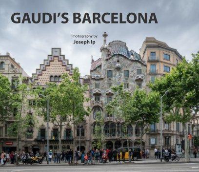 Gaudi's Barcelona book cover