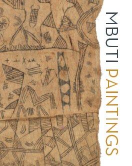 Mbuti Paintings book cover