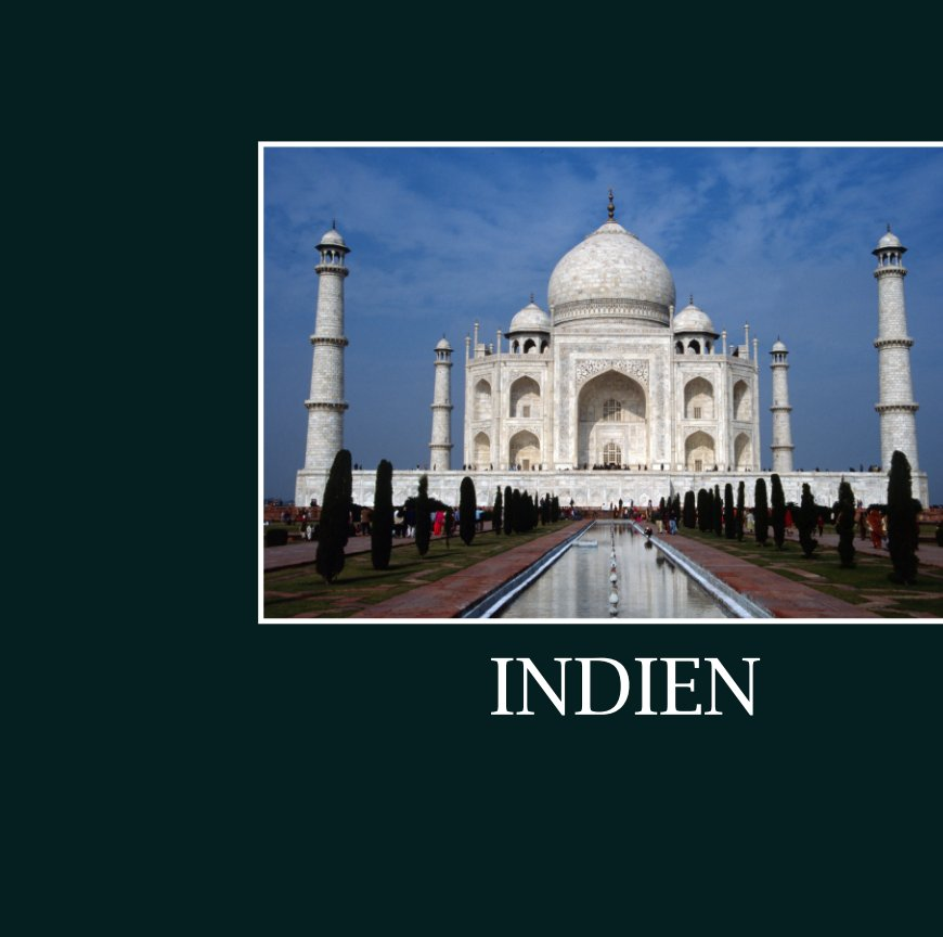 View Indien by Klaus Sommer