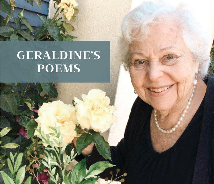 Ver UPDATED Geraldine's Poems (Hardcover) por Geraldine Malamed