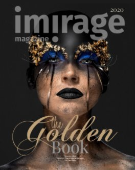IMIRAGEmagazine The Golden Book book cover