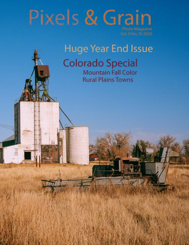 View Pixels and Grain year end issue by Chris Augliera
