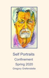 Confinement Self Portraits Spring 2020 book cover