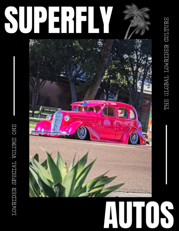 View Lowrider Special Volume One by Tony and Carmen Matthews