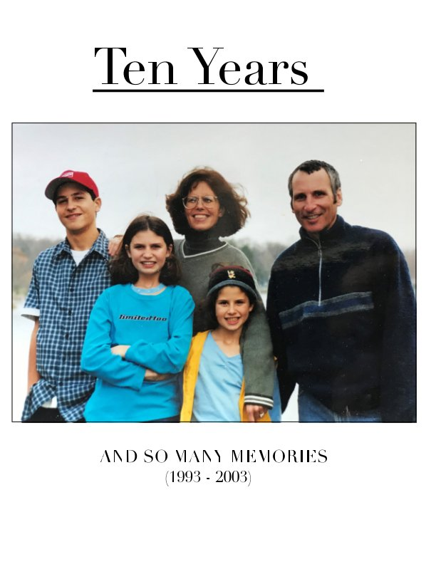 View Ten Years by The Franklins