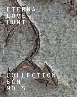Eternal Love Font book cover
